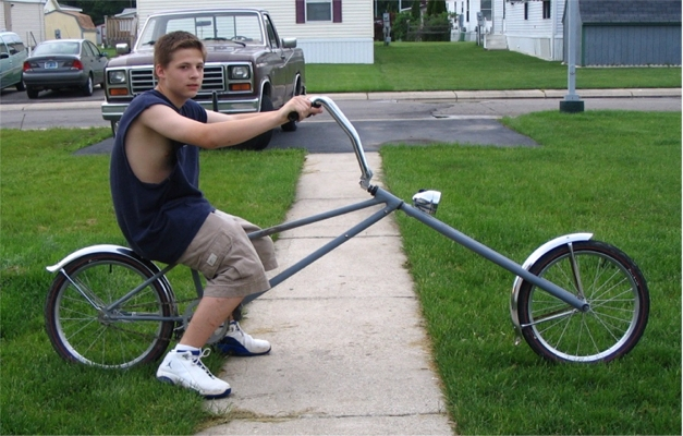 Bucks County Choppers Bicycle Gallery