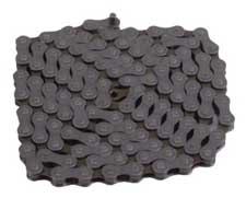 CHAIN 1/2 x 3/32 116 Z572 8/SP BLACK