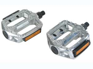 500 ALLOY PEDAL CHROME