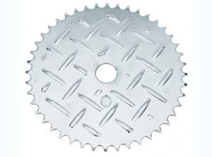SPROCKET CW375B 44T CHROME