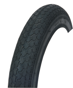 "TIRE 12 1/2"" X 2 1/4"" ALL/BLACK 183"