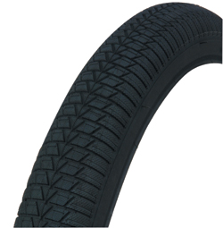 "TIRE 20"" X 1.95"" ALL/BLACK 864"