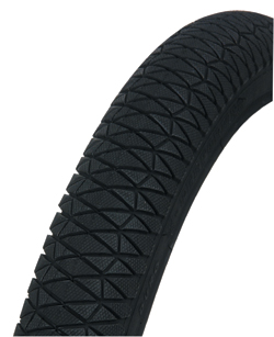 "TIRE 20"" X 1.95"" ALL/BLACK 884"