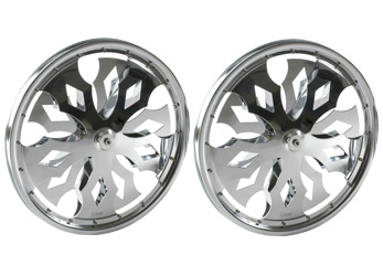 "20"" DIAMOND SPINNER WHEEL"